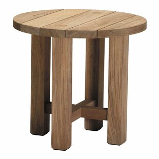 Croquet Teak Side Table