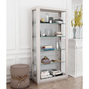 Xander Etagere Bookcase by August Grove