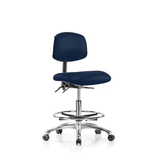 Low-Back Drafting Chair by Perch Chairs & Stools No Copoun