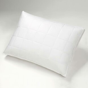 Quilted Down and Feather Super Standard Pillow