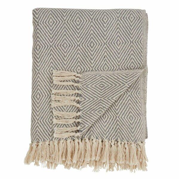 Bannon Cotton Blanket Reviews Joss Main