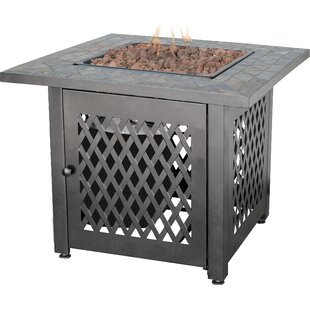 Uniflame Corporation Steel Propane Fire P..