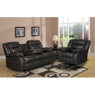 Howard Beach 2 Piece Living Room Set (Set of 2)