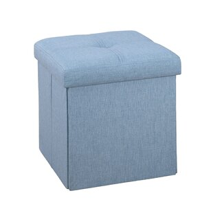 Benton Storage Ottoman by Hashtag Home