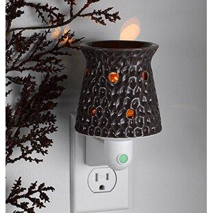 Westinghouse Lighted Ceramic Dented Night Light