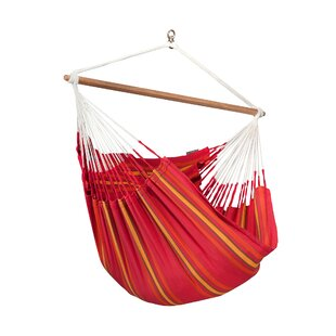 LA SIESTA CURRAMBERA Cotton and Polyester Chair Hammock