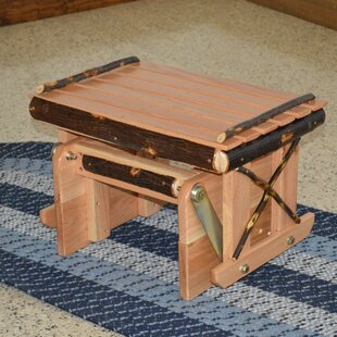 A&L Furniture Hickory Ottoman