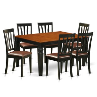 Arenzville 7 Piece Dining Set by Darby Ho..
