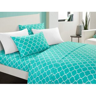 Hargrave Microfiber Sheet Set