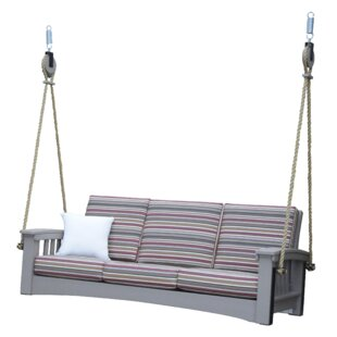 Hershy Way Days End Sofa Rope Porch Swing