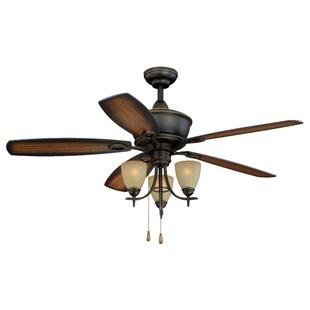 Vaxcel Sebring 5-Blade Ceiling Fan