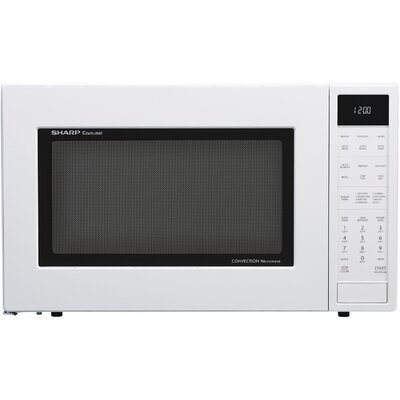 """Sharp 25"""" 1.5 cu.ft. Countertop Convection Microwave"""