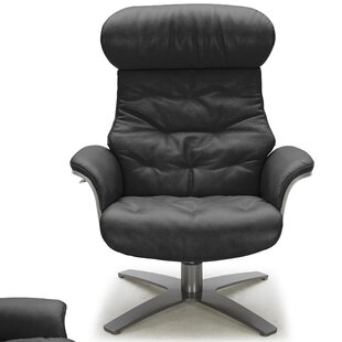 Benning Swivel Lounge Chair by Orren Ellis