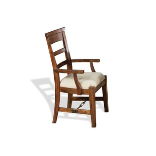 Hardin Upholstered Dining Chair Loon Peak