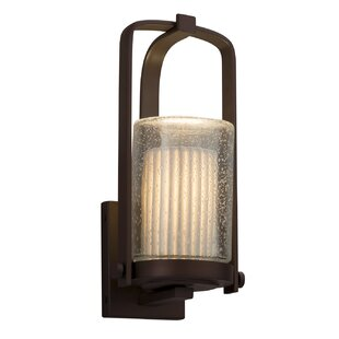 Best Reviews Darrien Outdoor Sconce By Brayden Studio