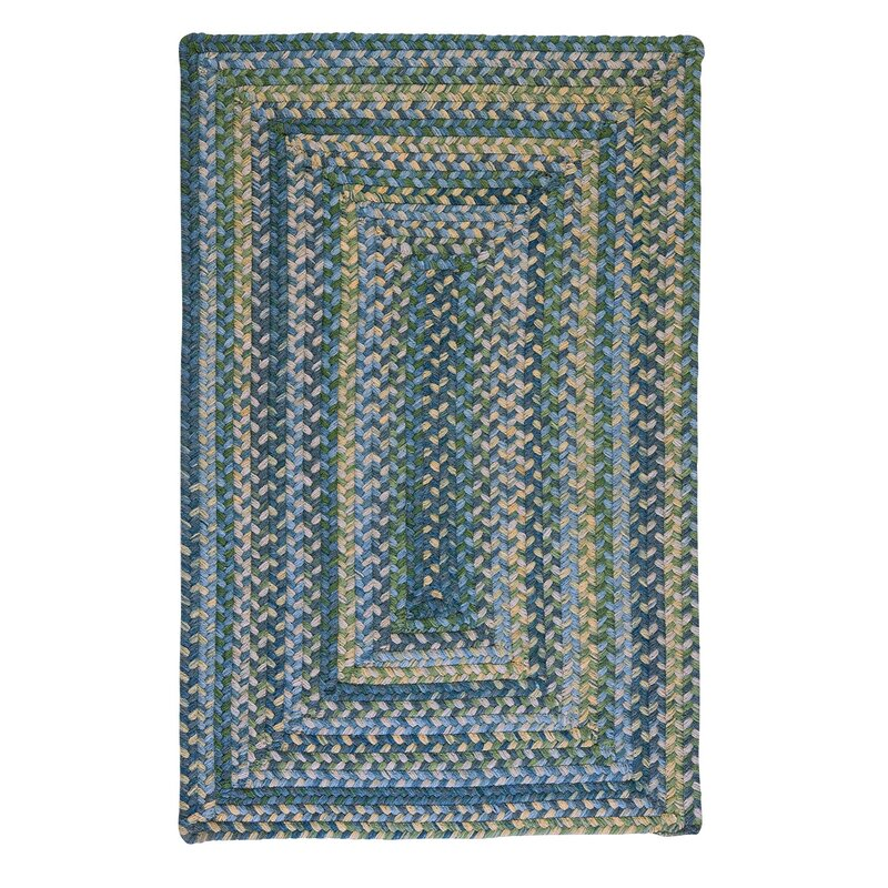 Colonial Mills Ridgevale Whipple Braided Wool Rug from Wayfair!