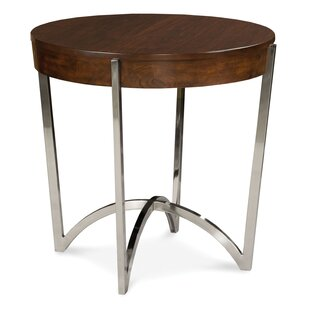 Read Reviews Vero End Table by Fairfield Chair