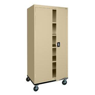 Coupon Transport 2 Door Storage Cabinet by Sandusky Cabinets