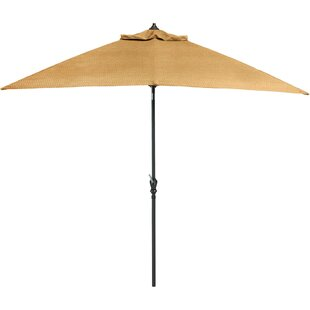 Rosecliff Heights Elmar 9' Square Market Umbrella