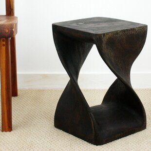 Purchase Doyal Twist High End Table by Bloomsbury Market