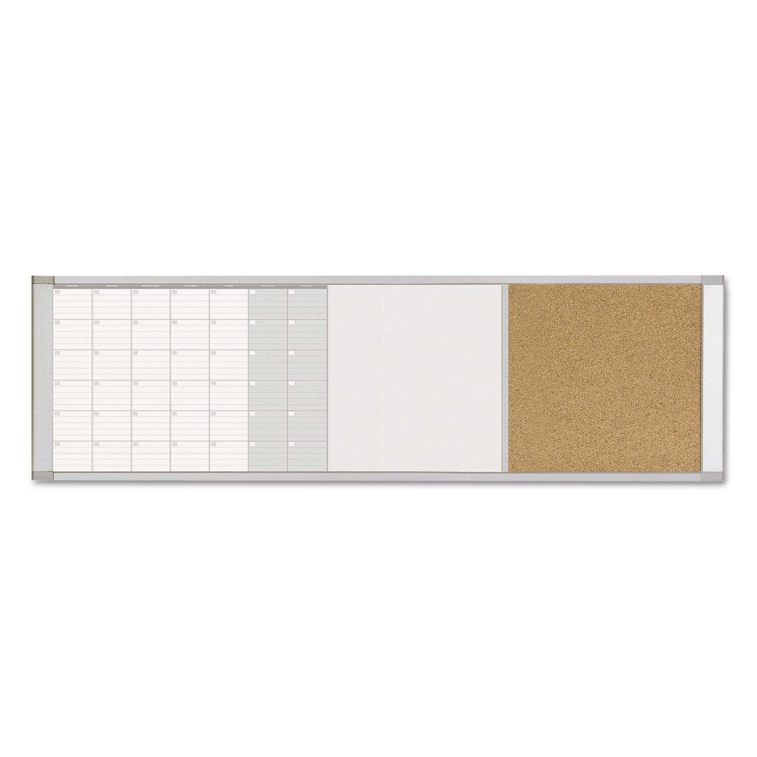 Mastervision Magnetic Wall Mounted Combo Board Wayfair