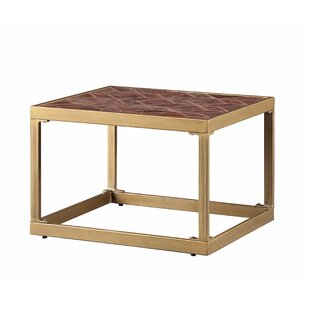 Kristopher End Table by 17 Stories