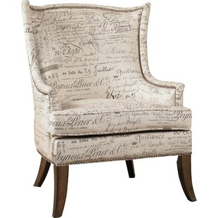 Sanctuary Wingback Chair b..