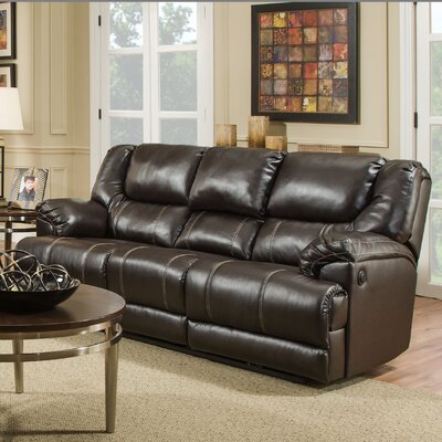 Simmons Upholstery Starr Motion Reclining Sofa