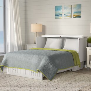 Best Choices Graham Queen Murphy Storage Platform Bed with Mattress by Beachcrest Home Reviews (2019) & Buyer's Guide