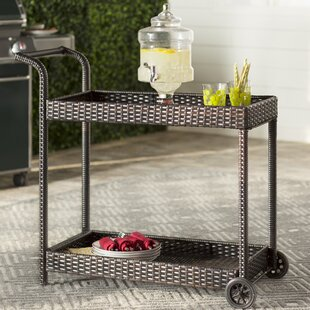 Menifee Bar Serving Cart
