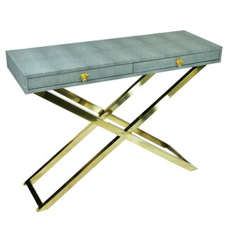 "Ewart 43.31"" Console Table by Everly Quinn SKU:DA306598 Purchase"