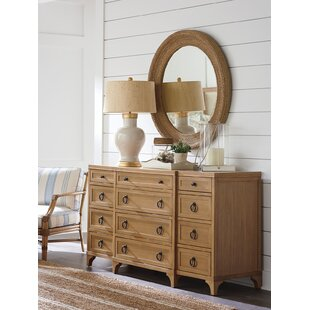 Newport 12 Dresser with Mirror
