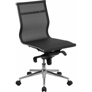 Dunson Mesh Task Chair by Ebern Designs Bargain