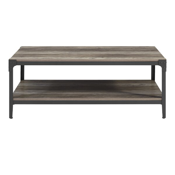 Grey Wash Coffee Table Wayfair