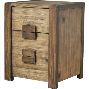 Elliston 2 Drawer Nightstand