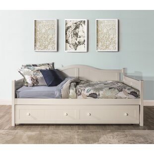 Baptist Full Daybed Trundle Included by Alcott Hill