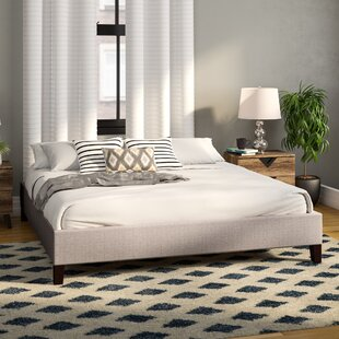 Shopping for Czarnecki King Upholstered Panel Bed by Ivy Bronx Reviews (2019) & Buyer's Guide