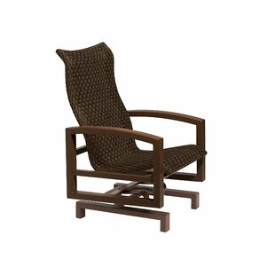 Lakeside Woven Action Lounge Chair