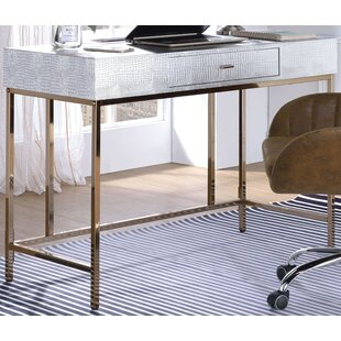 Jeannette Desk by Everly Quinn Best Choices