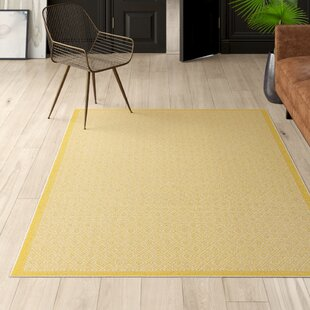 Crivello Yellow Area Rug