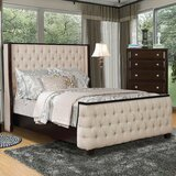 Swiss Tufted Low Profile Standard Bed by Canora Grey