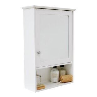 Kays 46.5cm X 67cm Surface Mount Mirror Cabinet By 17 Stories