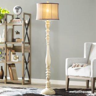 Buy clear Neagle 62.5 Floor Lamp By Laurel Foundry Modern Farmhouse