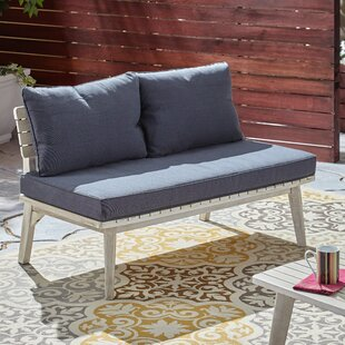 Blocker Loveseat with Cushions by George Oliver