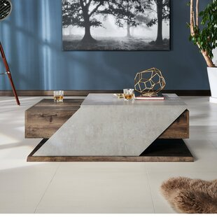 Find a Berg Coffee Table by Wrought Studio Reviews (2019) & Buyer's Guide