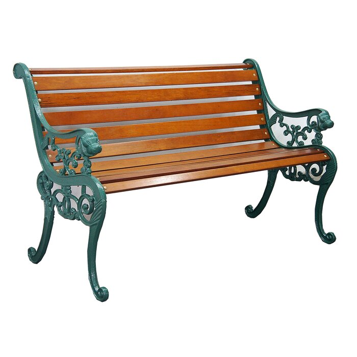 outdoor wayfair reviews ca bench rustic cedar english wood pdp garden