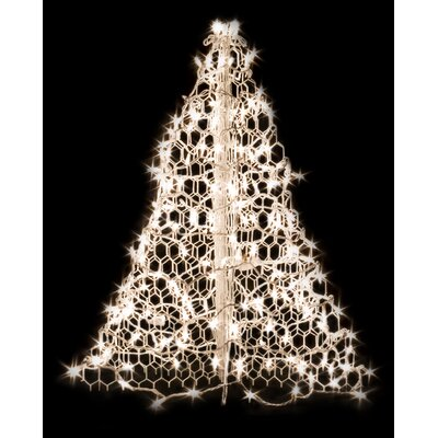 Crab Pot Christmas Trees Crab Pot Christmas Tree® with Incandescent Mini Lights