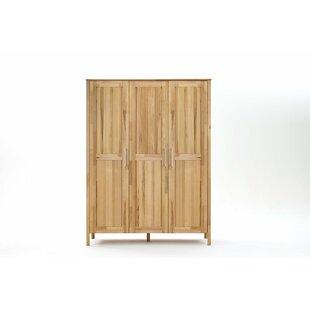Maven 3 Door Wardrobe By Gracie Oaks