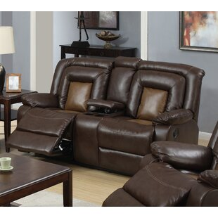 Shop Topeka Reclining Loveseat by Beverly Fine Furniture