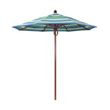 Sierra Series Patio 7.5 Market Sunbrella Umbrella